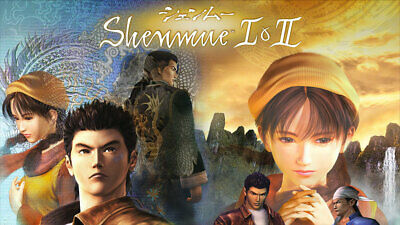SHENMUE I & II - Steam chiave key - Gioco PC Game - Free shipping - ROW