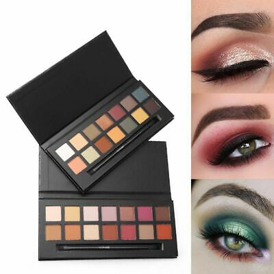 Eye Shadow Palette Shimmer Matte Makeup Eyeshadow Beauty Tool Makeup Cosmetic