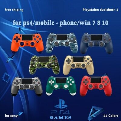 Bluetooth Wireless Gamepad For PS4 Controller For Playstation 4 Dualshock 4 Doub