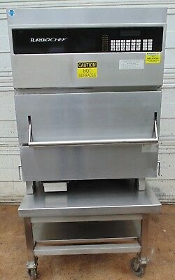 Turbo Chef Electric Commercial Pizza Oven Rapid Cook Technology 3 phase