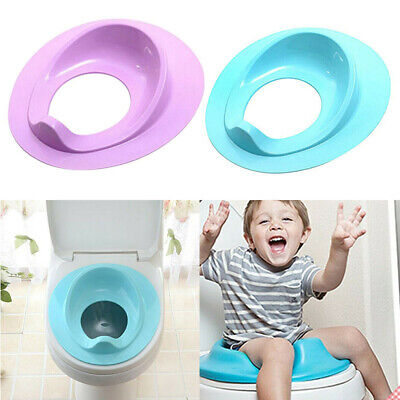 Kids Baby Safety Toilet Chair Potty Training Seat durable and no toxic