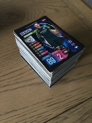 Match Attax 2019/2020 19/20 Cards Buy 10 £1.50 Choose From Over 200 Cards!