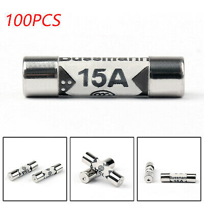 10x Capacitive Cylindrical Fuse Miniature Slow Blow Micro Fuse 250V T3.15A 3.15A