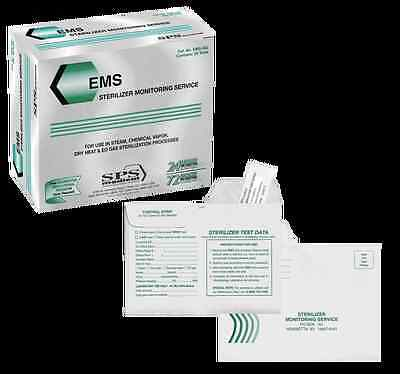 Economy Mail In Sterilization Monitoring Service 12/Box, Biological Indicators