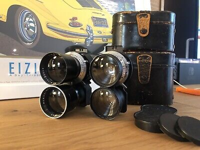 *For Repair in Case* Mamiya Sekor TLR 65mm f3.5 & 180mm F4.5 For C220, C33, C330