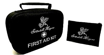 152 Pc First Aid Kit Emergency Bag Tactical Survival For Home Car Outdoor Sports