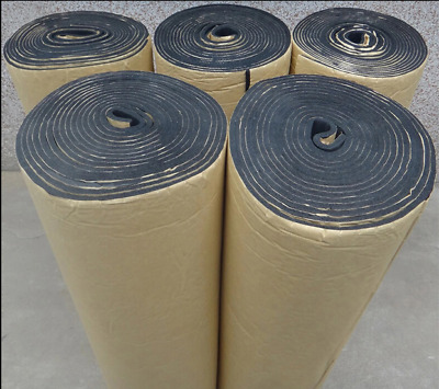 3M Roll Car Sound Proofing Deadening Camper Van Insulation Closed Cell Foam 6mm