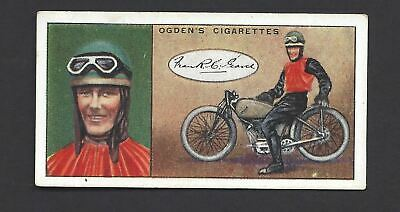 Ogdens - Famous Dirt Track Riders - #17 Frank C Pearce