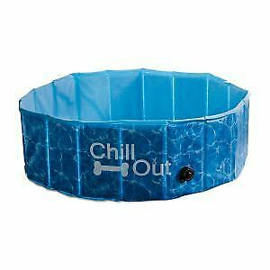 All For Paws Chill Out Splash and Fun Dog Pool Medium - 30805