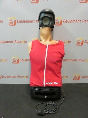 Ambu Ambu Man CPR EMT Training Manikin First Aid Teaching Medical