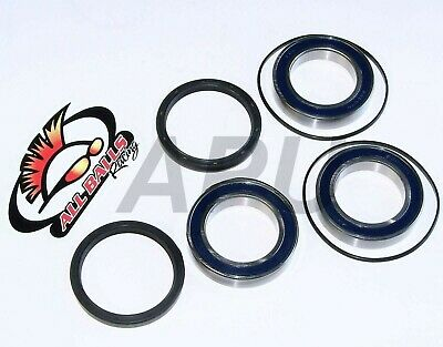 Kawasaki KFX450R KFX 450 Rear Axle Wheel Bearing Kit All Balls #25-1560