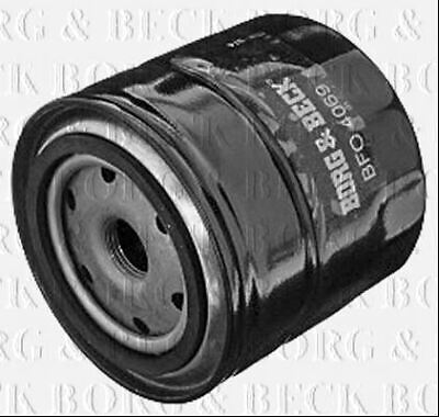 Borg & Beck Oil Filter For Nissan X-Trail Closed Off-Road Vehicle 2.2 100Kw