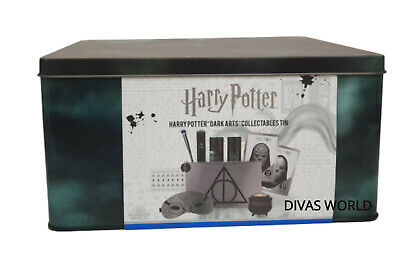 Harry Potter The Dark Arts Collectable Tin Gift Brand New Boxed