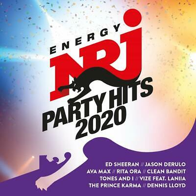 ENERGY PARTY HITS 2020 Neuer Sampler 2020 )  2 CD  NEU & OVP 07.02.2020