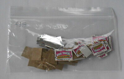 45 Box Tops for Education None Expired
