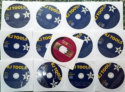 13 Cdg Karaoke Discs November 2020 Special Legends Cd+G Oldies Rock Kj Tools