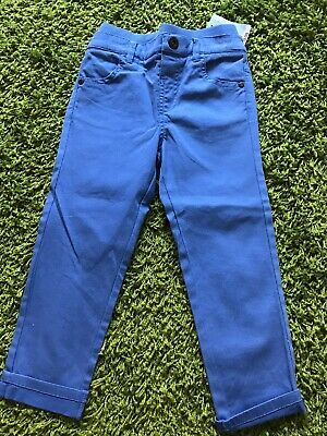 NEW Mothercare Jeans Trousers 2-3 yrs BNWT Boys Girls Clothing