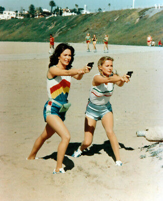 Cheryl Ladd Charlie's Angels Beach 8x10 Picture Celebrity Print