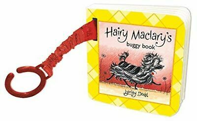 Hairy Maclary's Buggy Book (Hairy Maclary and Friends), Dodd, Lynley, Very Good,