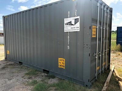 20 HC *new* shipping container   | includes delivery in San Antonio area