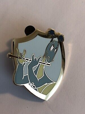 DLR - Medieval Magic Dragon Mystery Set Reluctant Dragon Disney Pin LE (B6)