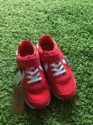 NEW Next Trainers Shoes Child Size 12 EUR 30.5 BNWT Girls School PE Sports