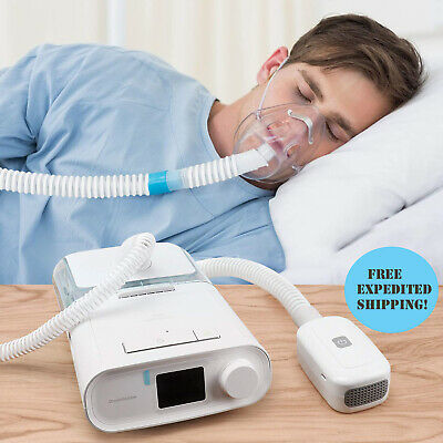 Cpap Cleaner portable with Universal Adapter and Carrying Case