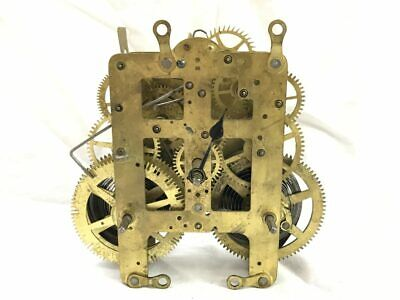 Seth Thomas Clock Co. Model 89 Mechanical Clock Movement for Parts | 22843