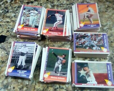 3000 ALL NOLAN RYAN PACiFIC  CARDS SERIES 1 2  SAVE HUGE NY METS RANGERS TEXAS