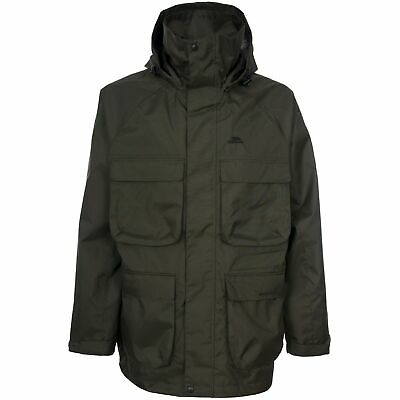 Trespass Mens Jaydin Waterproof Jacket TP4799