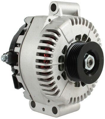 New High Output Alternator For 4G Series IR/IF 12V 220Amp 03-05 Ford Crown Vic