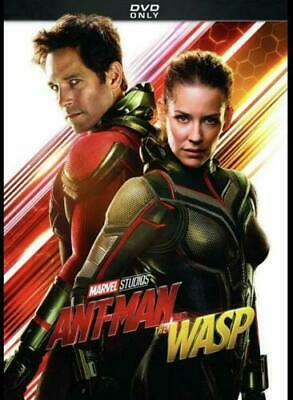Ant-man and the Wasp DVD 2018 - Brand New. Free Shipping!
