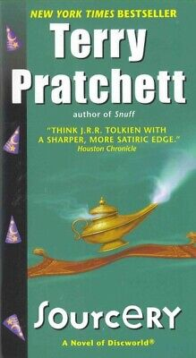 Sourcery, Paperback by Pratchett, Terry, Brand New, Free shipping in the US