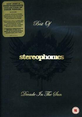 Stereophonics: Decade In The Sun - Best Of [DVD], Very Good DVD, ,