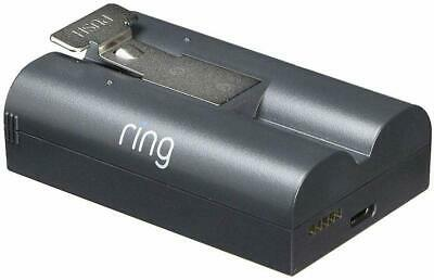 RING 8AB1S7 - Quick Release Battery Rechargeable Batteries for Video Doorbell 2