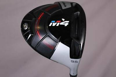 TaylorMade M4 Driver 9.5° Stiff Right-Handed Graphite #40805 Golf Club