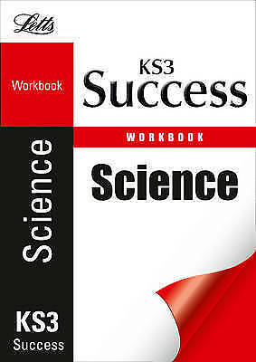 Letts Key Stage 3 Success - Science: Workbook by Emma Poole, Hannah Kingston, Br