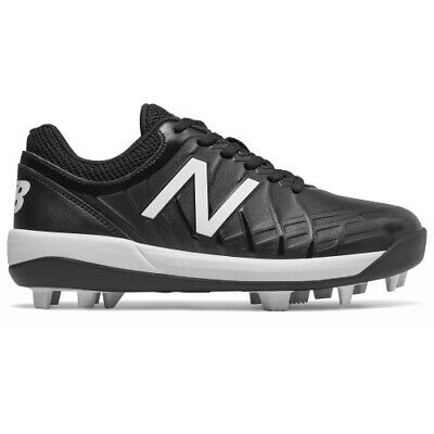 New Balance J4040V5 Youth BB Cleat - BK/WH - J4040BK5 - 7