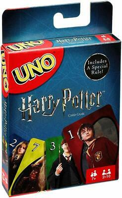 UNO: Harry Potter - Card Game Contains 112 cards plus instructions.