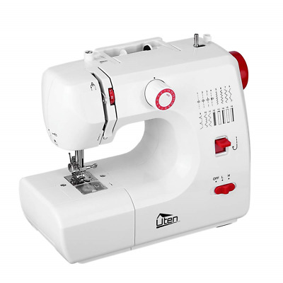 Overlock Electric Sewing Machine Small Double Thread 2 Speed