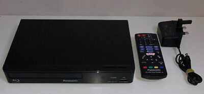 PANASONIC DMP-BDT167EB Smart 3D Blu-ray & DVD Player