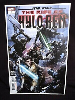 Star Wars Rise Of Kylo Ren #2 (Marvel 2020) 1St Print Cover A Sold Out Nm+ Hot