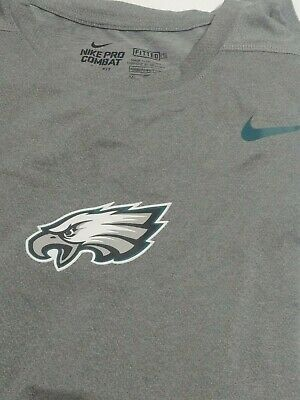 Nike Pro combat Philadelphia eagles  Fitted, Sleeveless, Dry fit