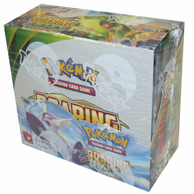 Pokemon Cards - XY Roaring Skies - Booster Box (36 Packs) - New Factory Sealed