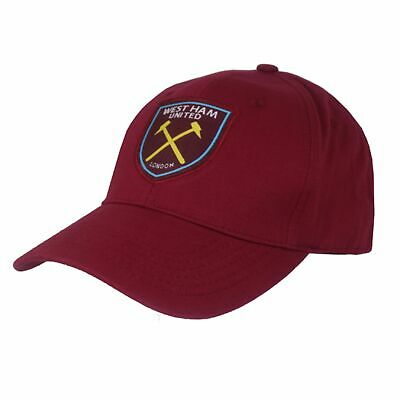 Official Adult West Ham United FC Core Beanie