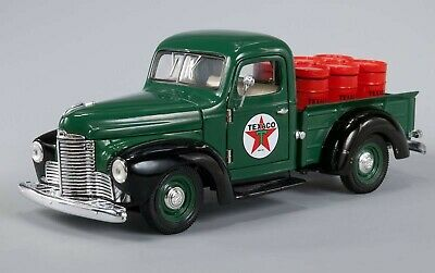 Texaco #26 1947 International Kb-1 Pickup Tk 2009 Diecast Bank #5906 Nib