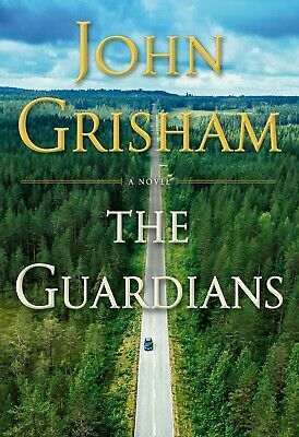 The Guardians: A Novel by John Grisham PAPERBACK Large Print 2019
