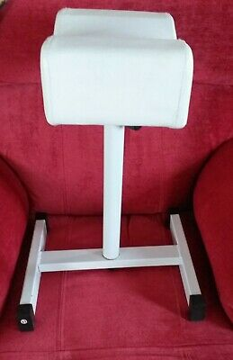 Adjustable Pedicure Stool/Foot Rest for Massages Tattoos Beauty Spa Barber