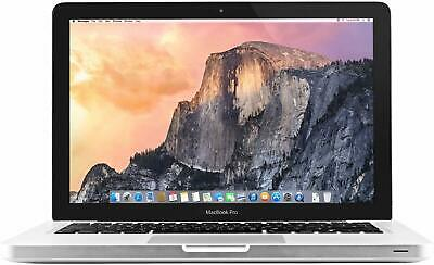 Apple MacBook Pro MD101LL/A 13.3 inch i5 2.5GHz 4GB RAM 500GB HDD Mac OS