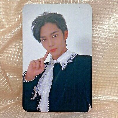 Jinyoung Official Photocard CIX 2nd EP Album Hello Stranger Chapter 2